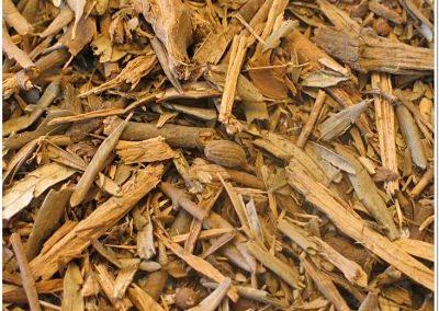 Residuos de madera para la producción de energía